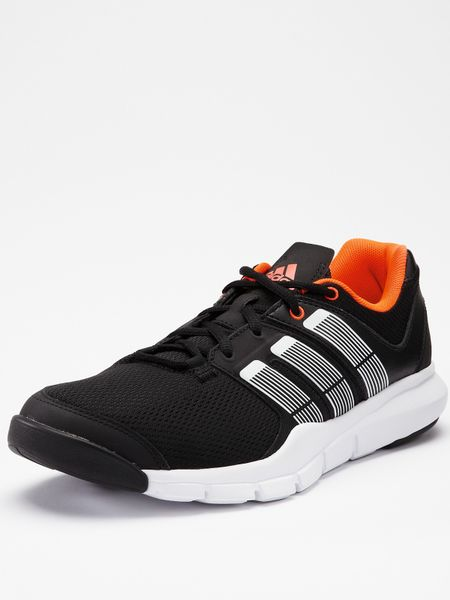 Adidas Adipure 120 Mens Running Shoes in Black for Men | Lyst