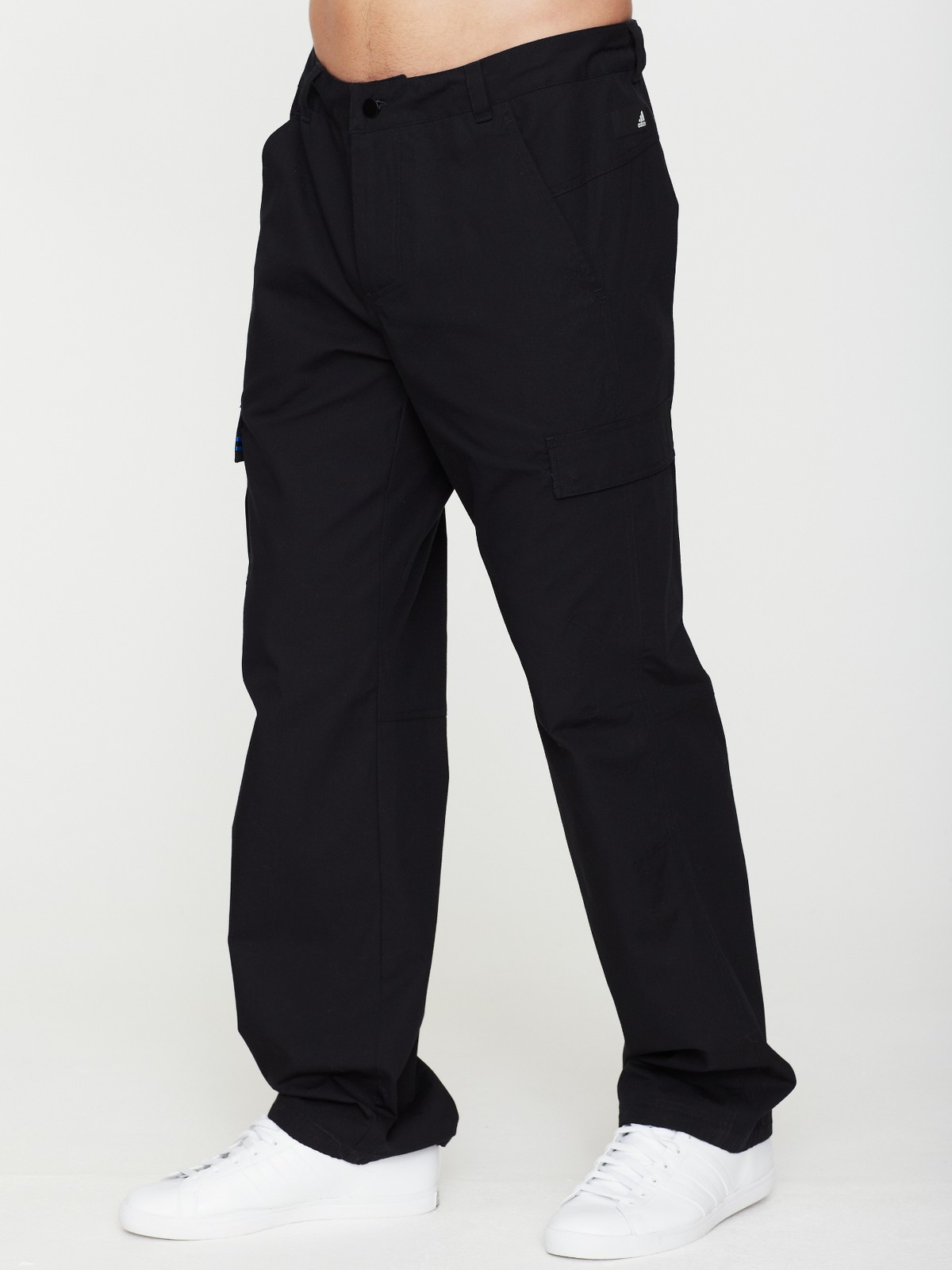 Men s black cargo pants
