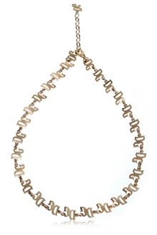 Dolce & Gabbana Goldplated Necklace  - Lyst