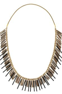 French Connection Necklace - Lyst
