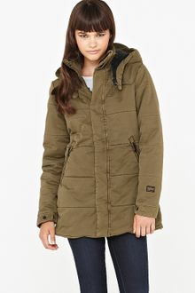 G-star Raw  Combat Whistler Padded Coat - Lyst
