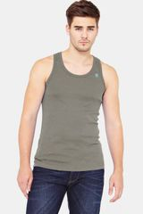 G-star Raw Gstar Raw Mens Vests 2 Pack - Lyst