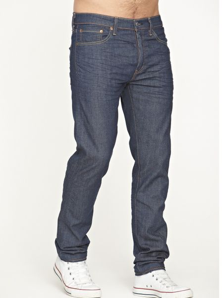 Levi's 508 Mens Tapered Jeans in Blue for Men (broken_raw)