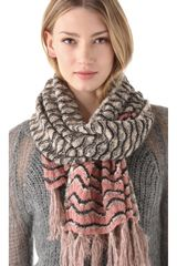 Missoni Wave Scarf - Lyst