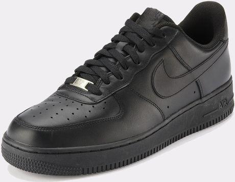 Air Force 1 Low Black