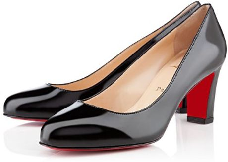 Christian Louboutin Mistica in Black - Lyst