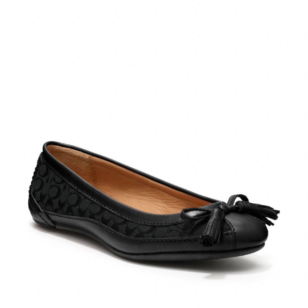 Coach Sale Flat Shoes