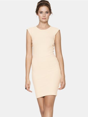 French Connection French Connection Dani Jersey Bodycon Dress - Lyst