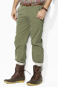 Ralph Lauren  Suffield Lightweight Military Chino Pant - Lyst