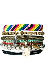 River Island Blogger Friendship Bracelets Pack - Lyst