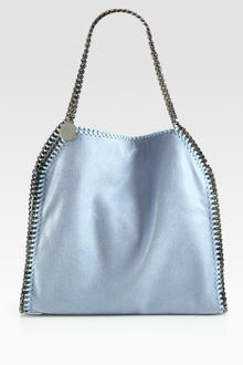 Stella McCartney Shaggy Deer Falabella Shoulder Bag - Lyst