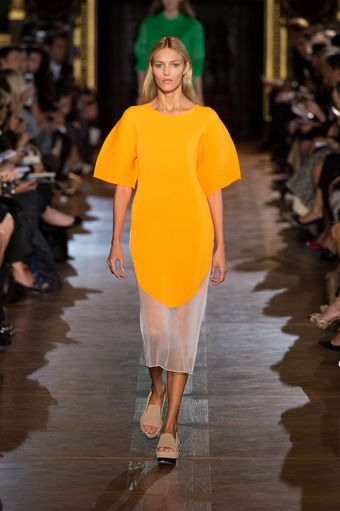 Stella McCartney Spring 2013 Runway Look 6 - Lyst