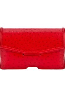 Alexander Wang Leather Clutch - Lyst