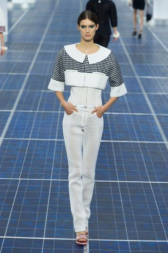 Chanel Spring 2013 Runway Look 15 - Lyst