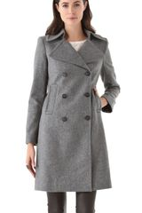 Club Monaco Samantha Coat - Lyst