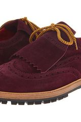 DSquared2 Bowles Laced Up Oxford - Lyst
