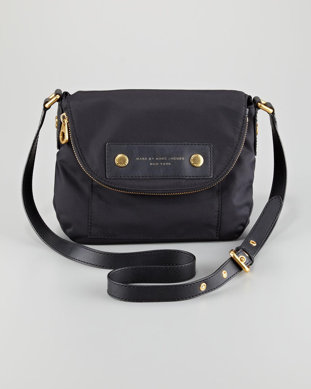 045c7ea028 Lyst - Marc By Marc Jacobs Preppy Nylon Natasha Crossbody Bag Mini ...