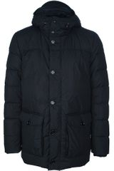 Moncler Ludovic Parka in Black for Men - Lyst