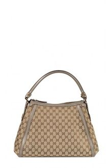 Gucci Scaarlet Large Gg Hobo Bag - Lyst