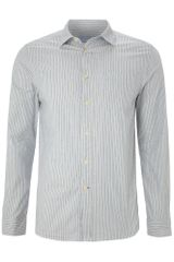 Howick Telegram Stripe Shirt - Lyst