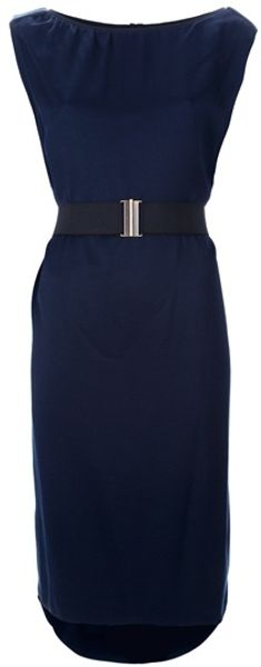 Dries Van Noten Shift Dress - Lyst