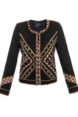 Isabel Marant Hippo Embroidered Jacket - Lyst