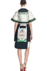 Mary Katrantzou Botanist Tunic in Multicolor (multi) - Lyst
