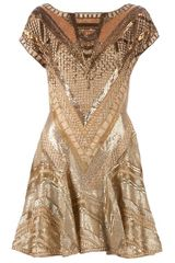 Matthew Williamson Embellished Dress