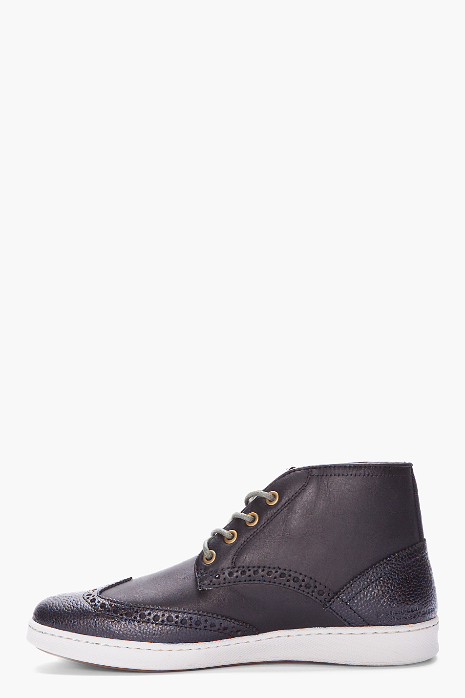 Lyst G Star Raw Black Precinct Eastchester Shoes In