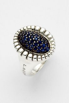 Lagos Muse Medium Fluted Ring - Lyst