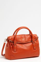 Kate Spade Cobble Hill Leslie Small Leather Satchel - Lyst