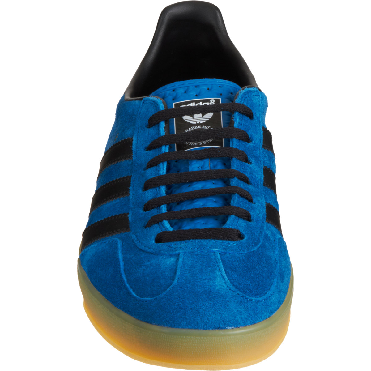 bb6a8d3f6121 adidas Gazelle Indoor in Blue for Men - Lyst