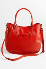 Tory Burch Amanda Classic Hobo in Orange (lobster) - Lyst
