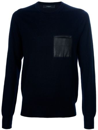 Givenchy Crew Neck Sweater - Lyst