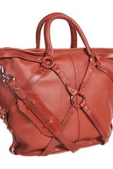 Mcq By Alexander Mcqueen Tote in Orange (c) - Lyst