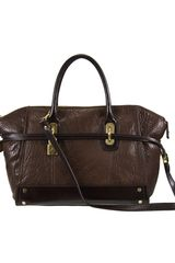 Milly Cameron Satchel - Lyst