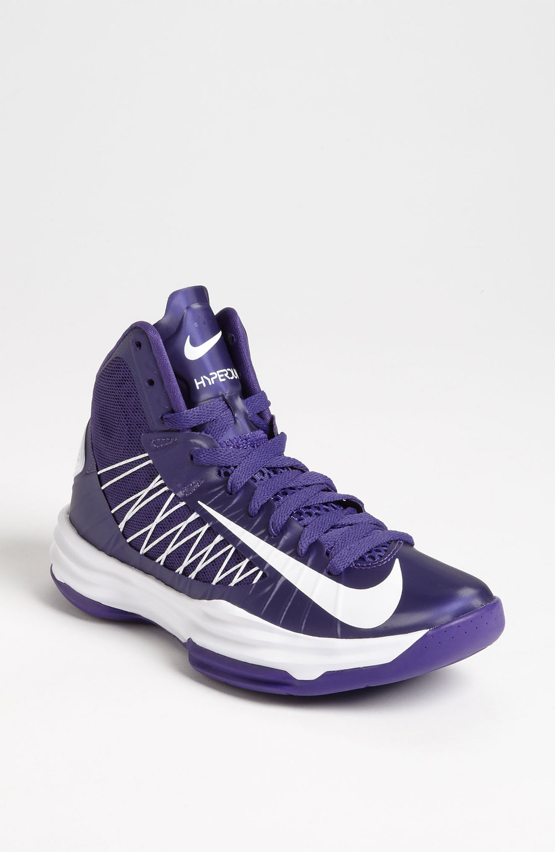 Nike Lunar Hyperdunk Basketball Shoe in Purple (court ...