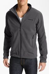 Patagonia Adze Zip Fleece Jacket - Lyst