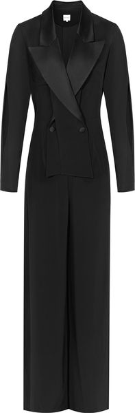 Reiss Wide Leg All in One - Lyst