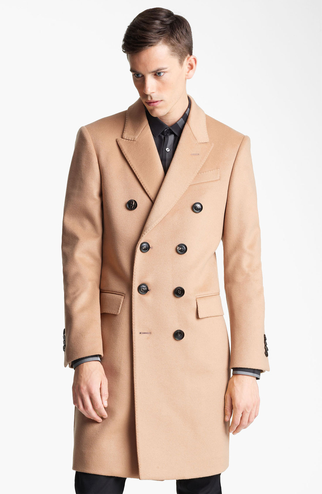 Get your Long, Mens Overcoat, Cashmere, Outwear, Mens Top Coats for Men, Camel, Cashmere Long Overcoats, Peacoat, Wool Topcoats, cozy and chic to the max. We have London fog overcoats nil nil 36 fans are sure to appreciate. We have mens camel top coats that are simultaneously understated and fashionable. We carry men's cashmere overcoat.
