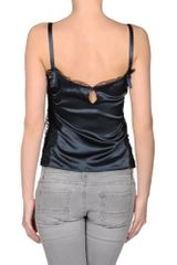 D&g Top in Black - Lyst