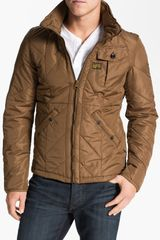G-star Raw Quilted Nylon Jacket