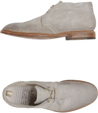 Officine Creative Italia Hightop Dress Shoe - Lyst