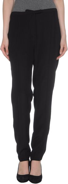 Roberta Furlanetto Formal Trouser - Lyst