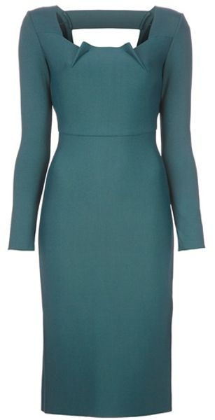 Roland Mouret Nancy Dress - Lyst