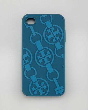 Tory Burch Tbelts Silicone Iphone 4 Case - Lyst