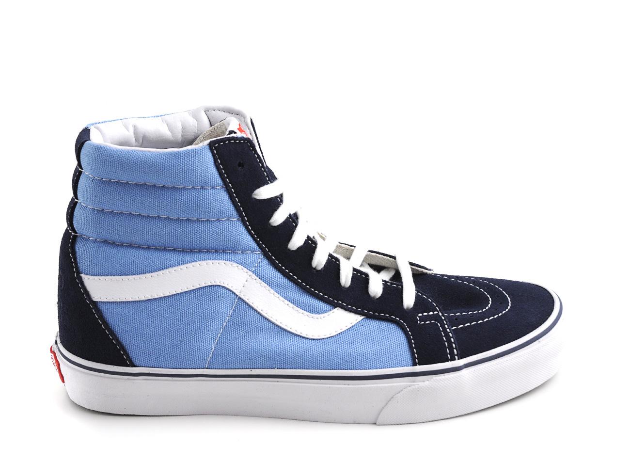 vans vans sk8 hi reissue bones brigade og blue in blue for. Black Bedroom Furniture Sets. Home Design Ideas