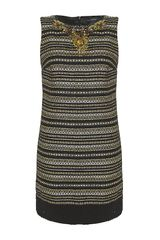 Class Roberto Cavalli Shift Dress - Lyst