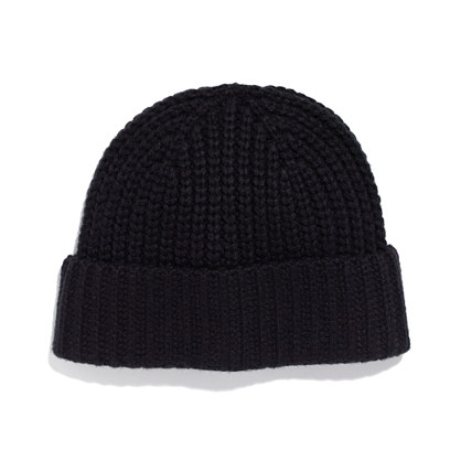 Madewell Winter Hat In Black Lyst