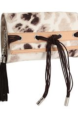 Just Cavalli Clutch - Lyst
